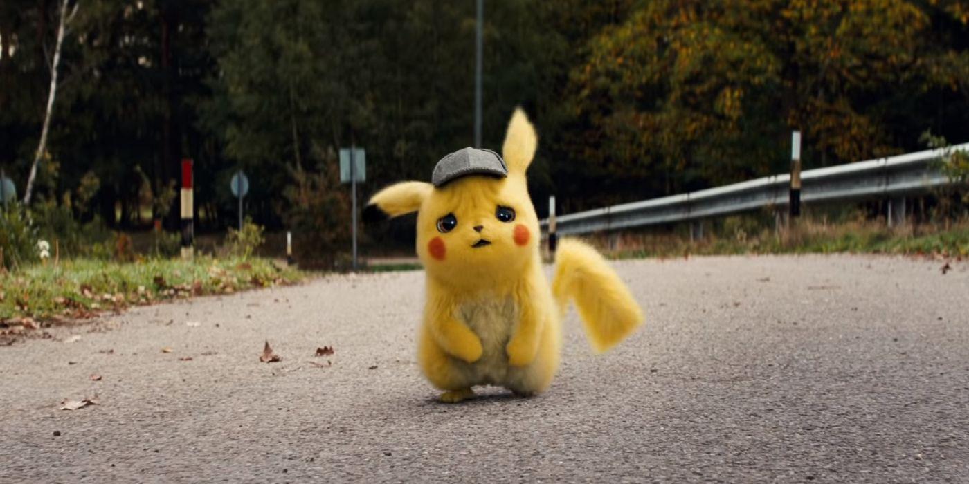 Detective Pikachu May Launch A Pokemon Cinematic Universe
