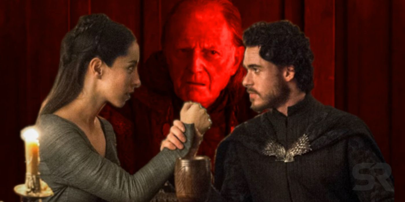 During the Red Wedding, people died
