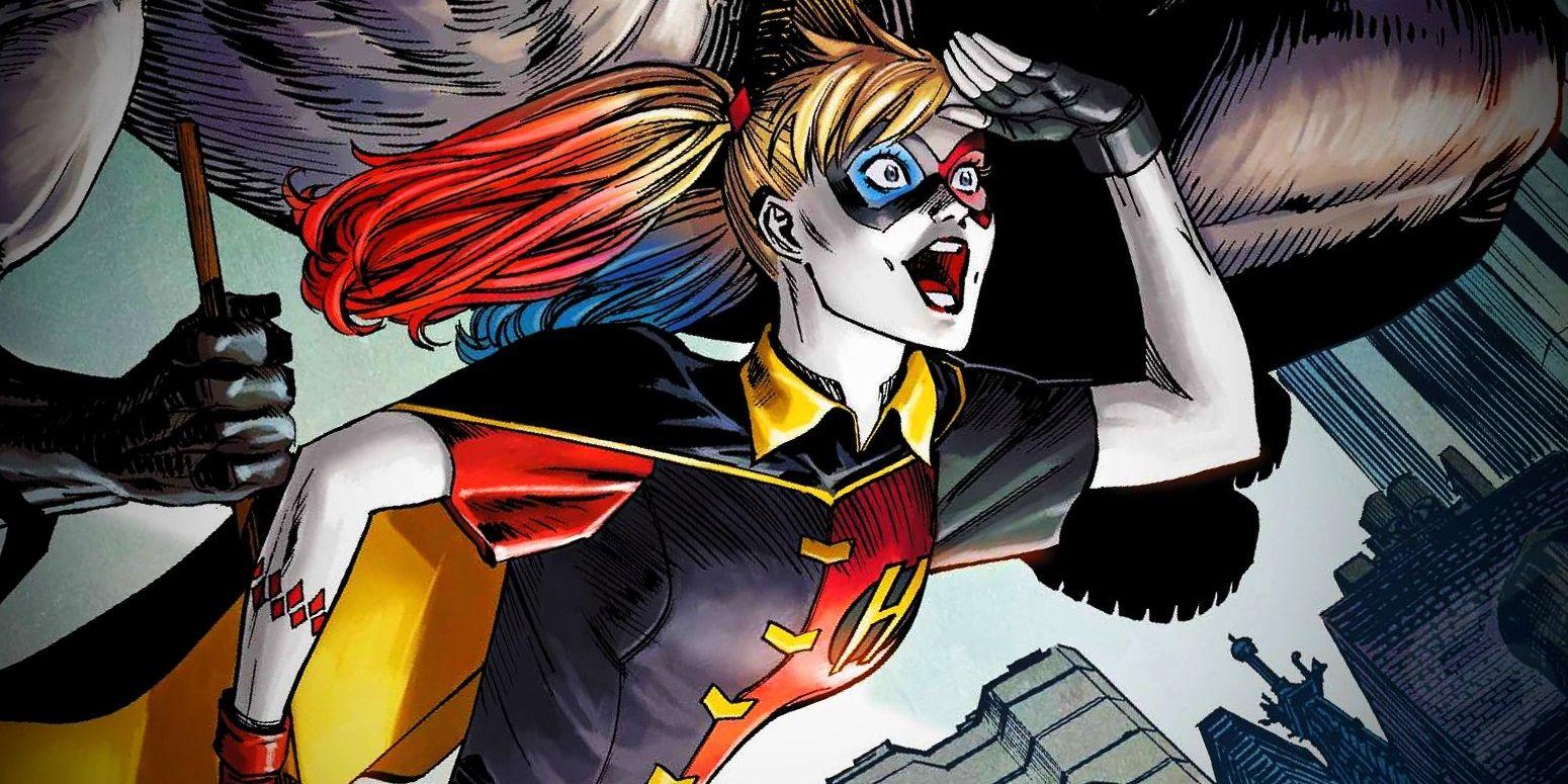 Harley Quinn Just Became Batman's NEW Sidekick | ScreenRant