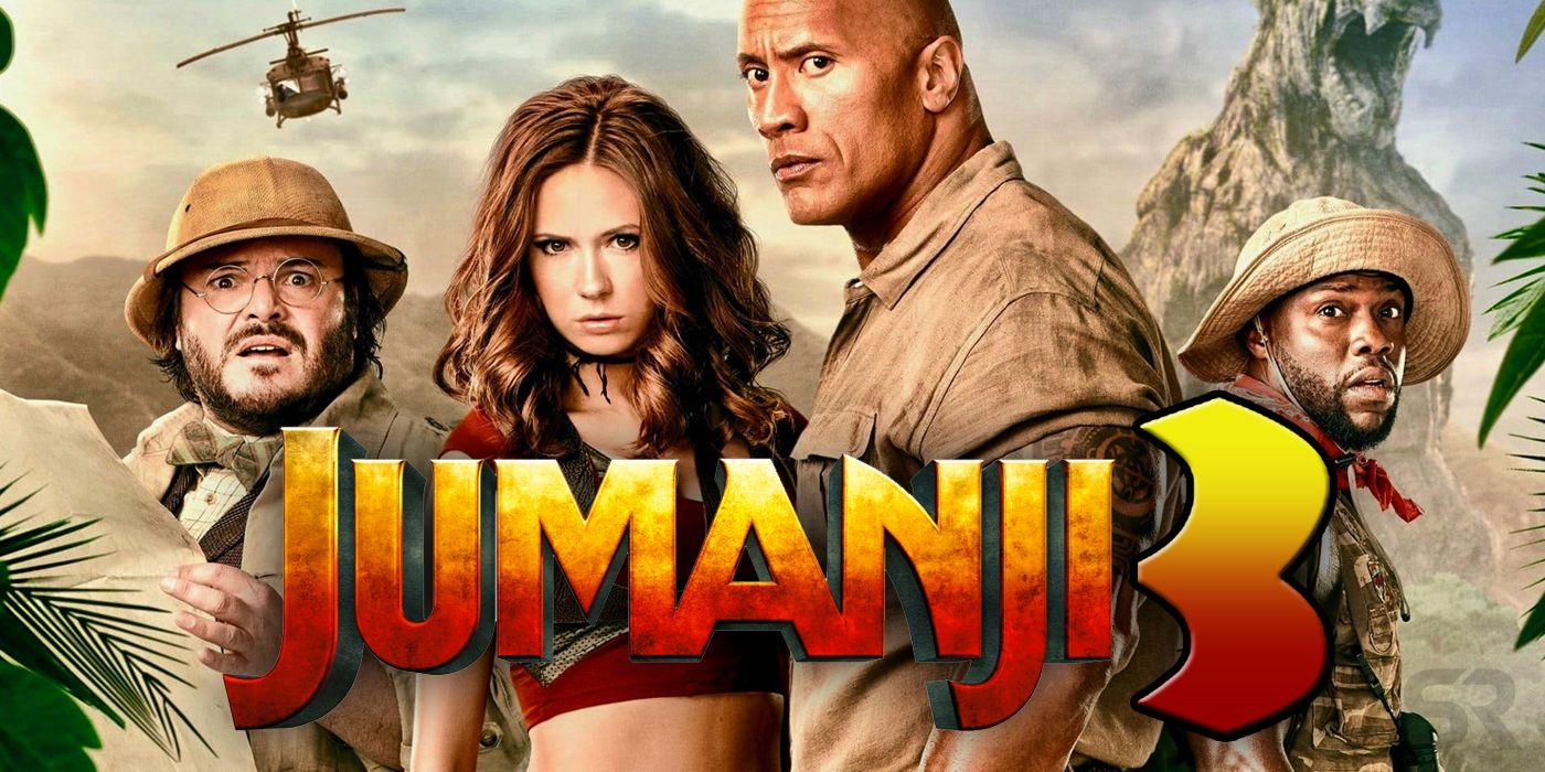 Jumanji Film 2019