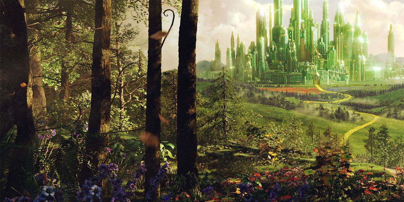 cinematic universes, Frank Baum's Land of Oz could turn into a perfectly surreal franchise with numerous sequels and adaptations.