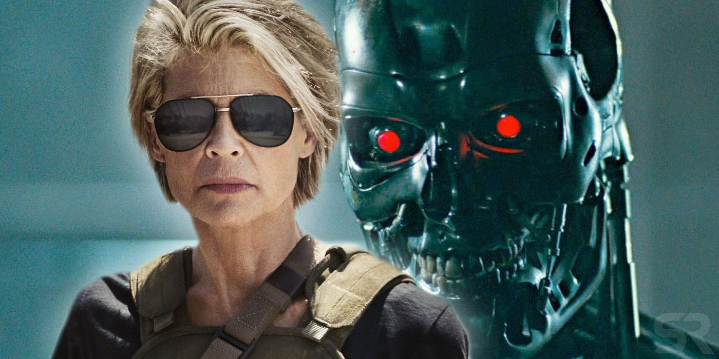 Image result for The Terminator: Dark Fates first trailer