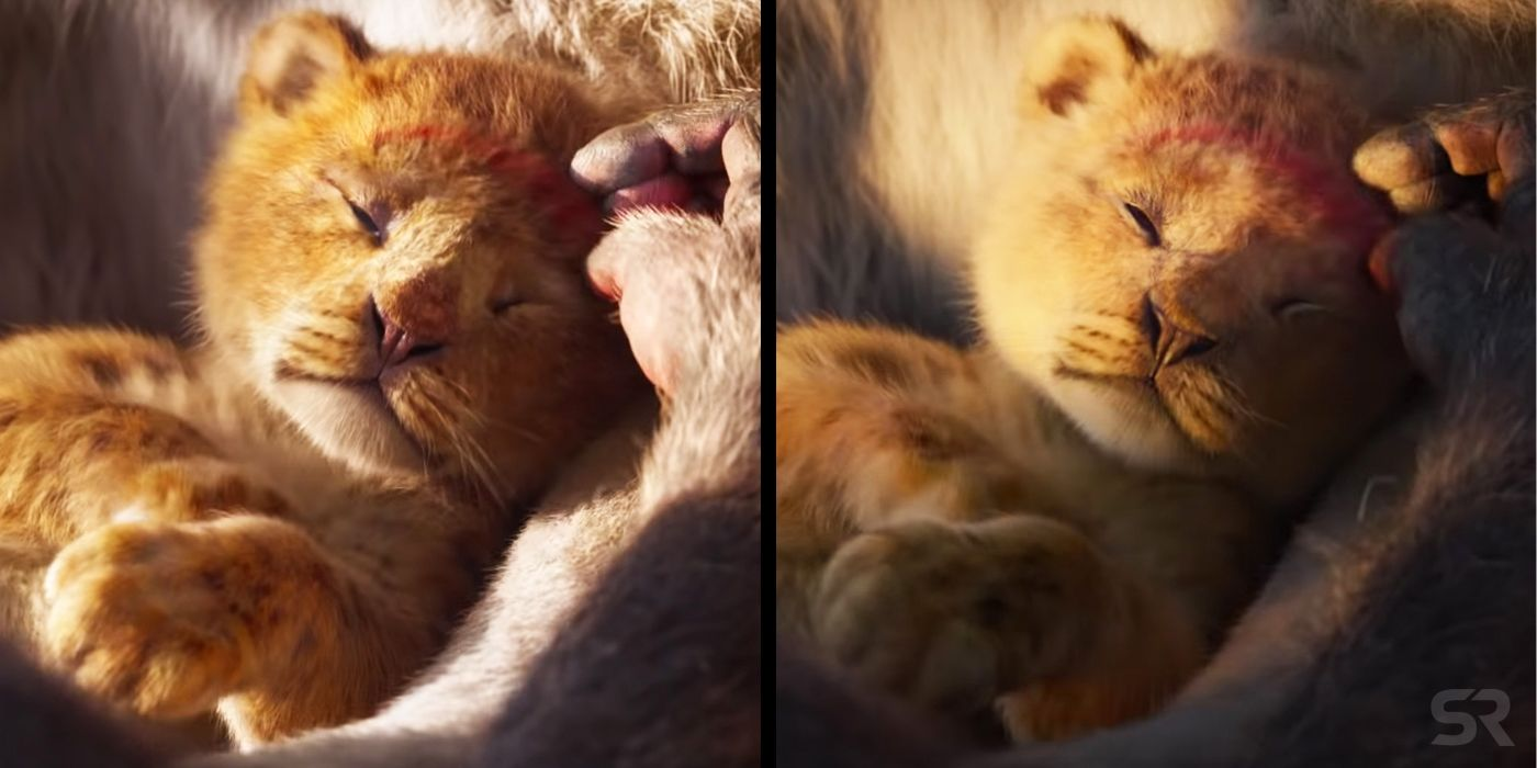 lion king u2019s cgi has changed in new trailer  here u0026 39 s how it