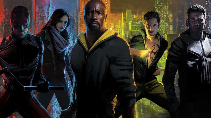 Marvel Officially Responds To Netflix Show Cancellations