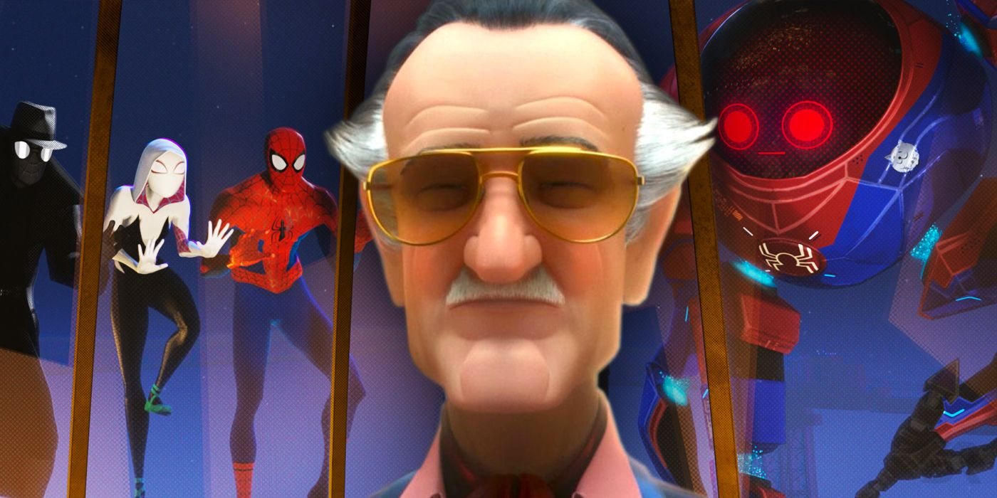Into the Spider-Verse Director Reveals Alternate Stan Lee Lines