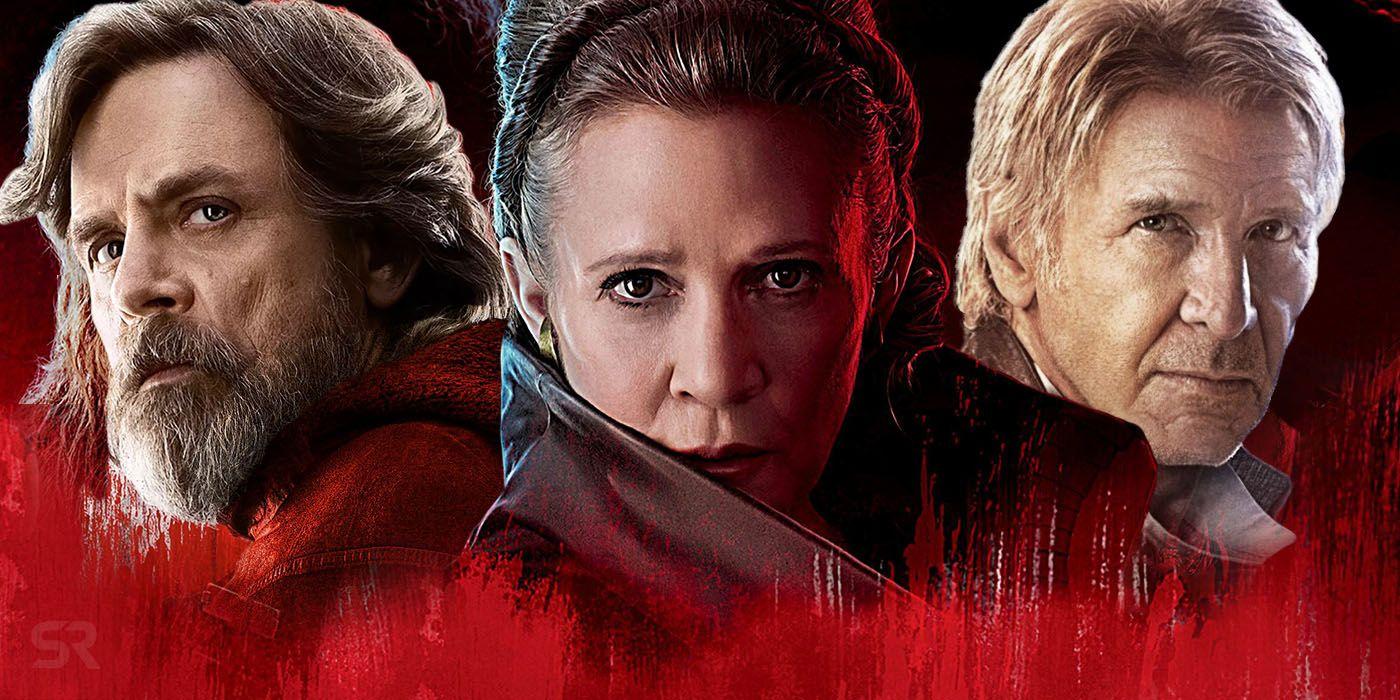 Star Wars 9 Leia