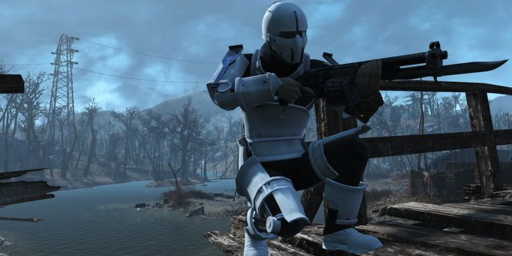 Fallout 4: The 10 Best Armor Sets   ScreenRant