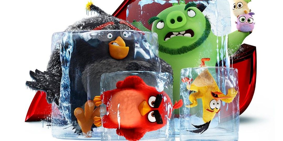The Angry Birds Movie 2 Teaser Trailer & Poster Have Zero Chill