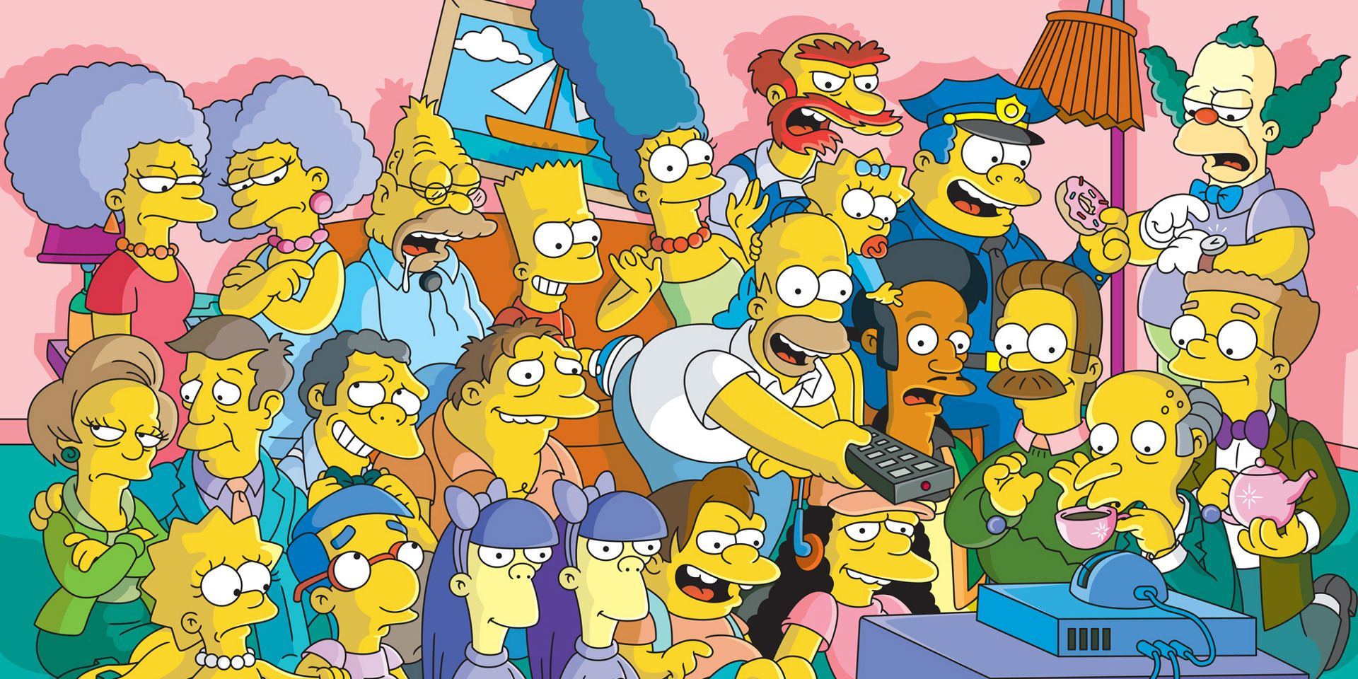The Simpsons Renewed For Seasons 31 & 32 At FOX
