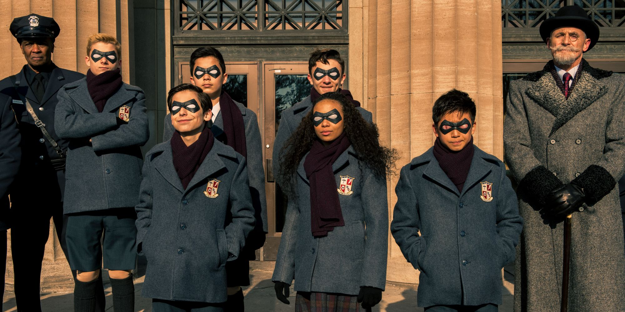 Review Netflix's The Umbrella Academy