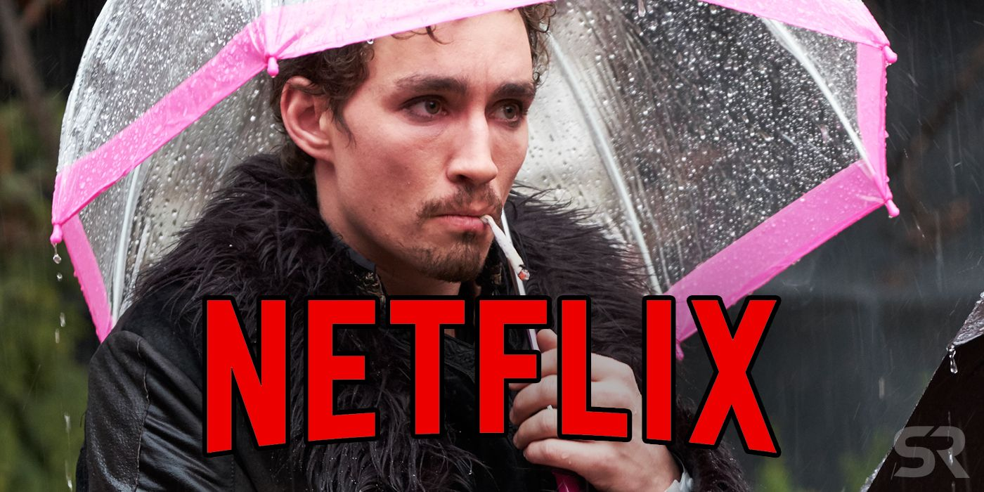 Umbrella Academy Is The Biggest Digital Show In The US