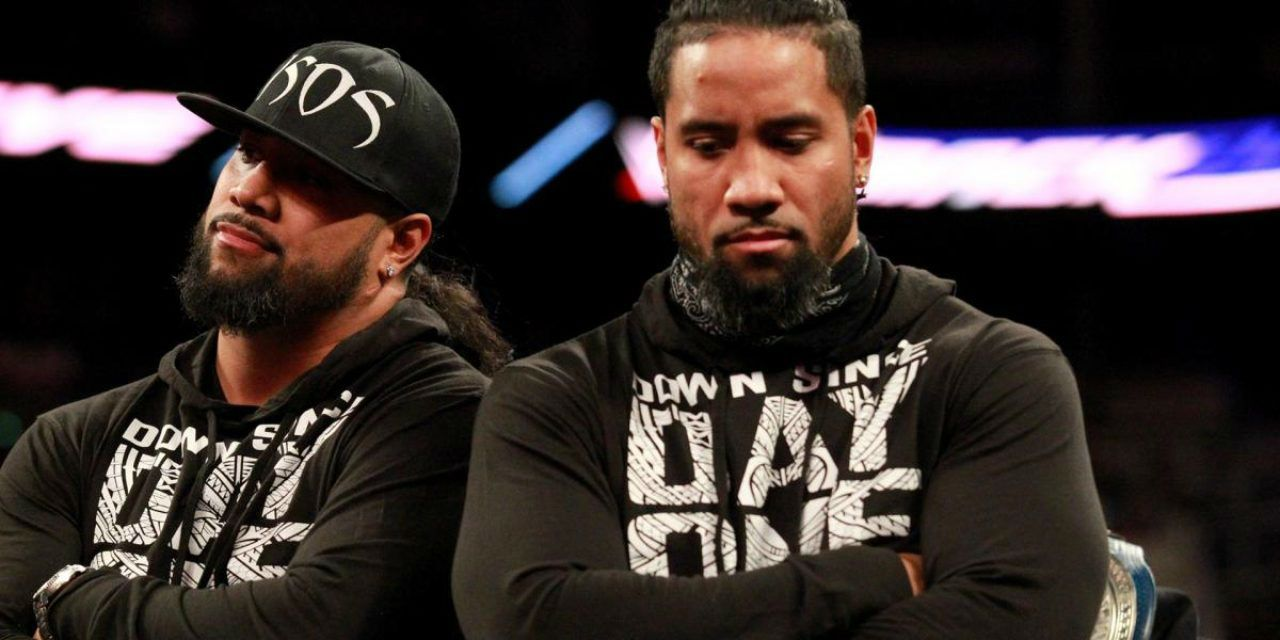 WWE's Jimmy Uso Arrested After Alleged Drunken Encounter With Police