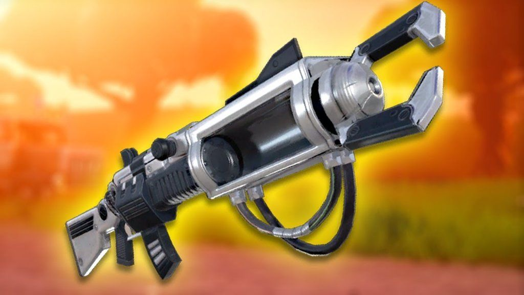 The 20 Best Legendary Weapons In Fortnite (And 10 That Are