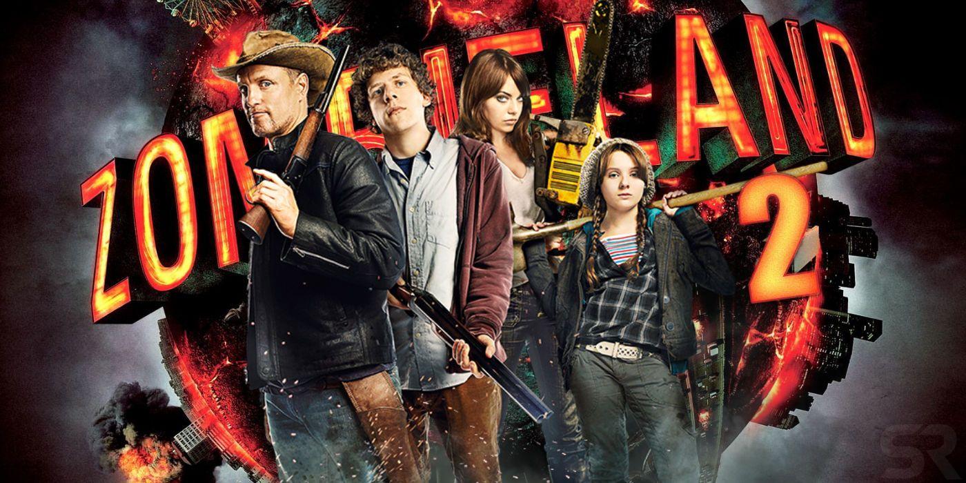Zombieland 2 2019 Release Date Cast Trailer Screenrant