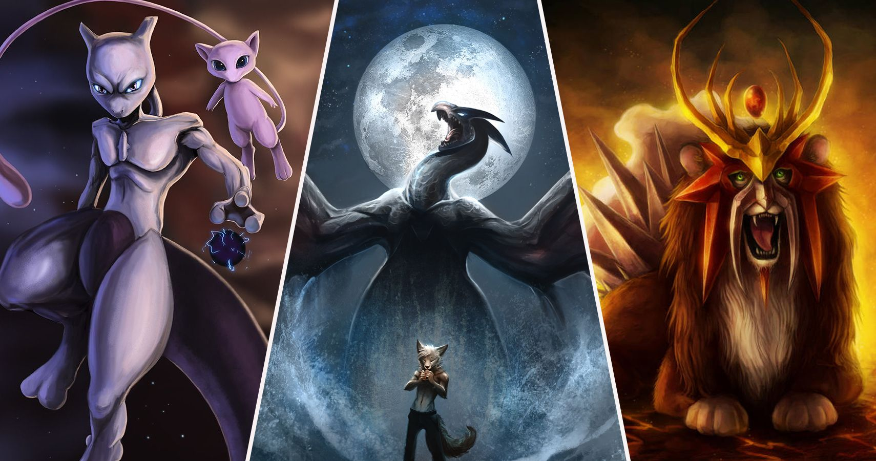 15 Pokémon Stronger Than Mewtwo And 15 Strange Ones Who Arent