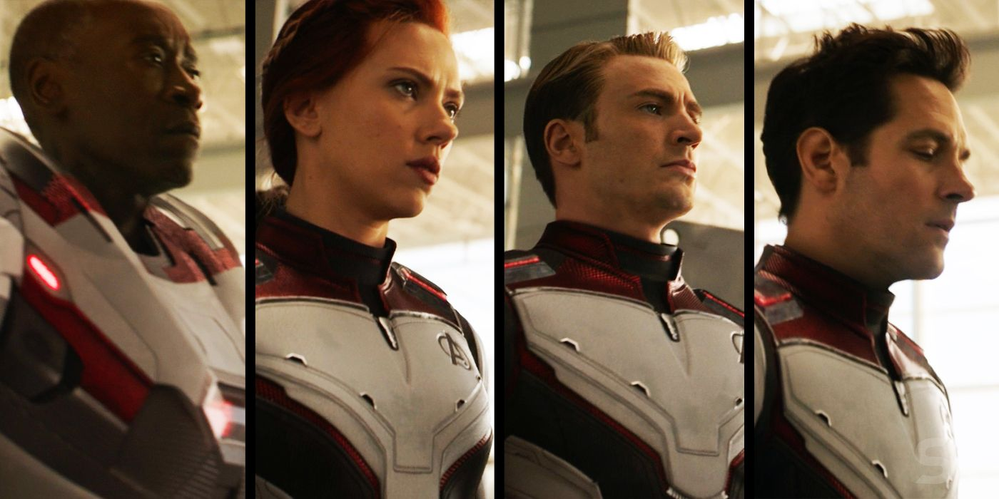 Image result for avengers endgame quantum suits