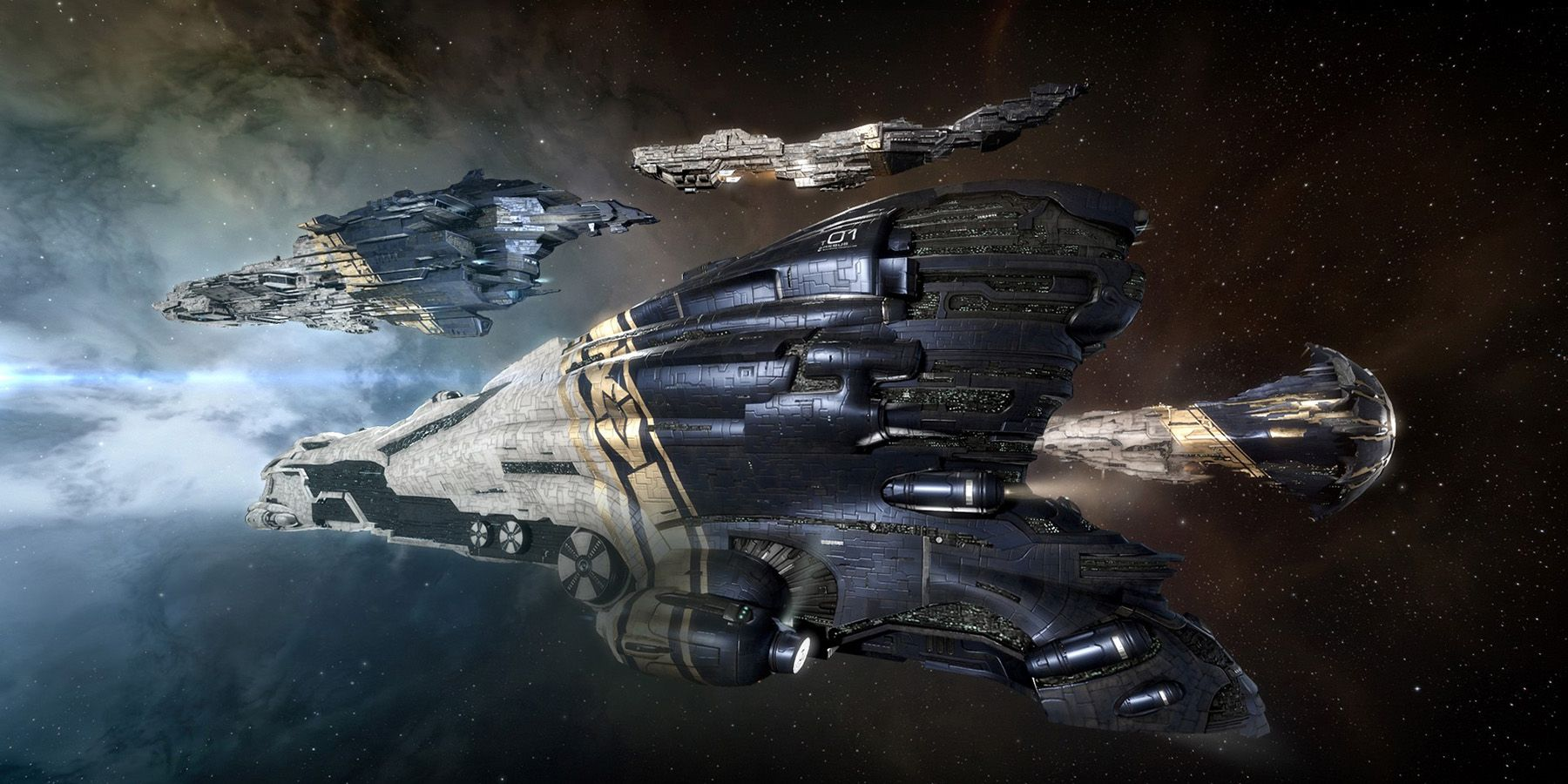 How CCP Games Plans For EVE Online's Long-Term Future With New Tech