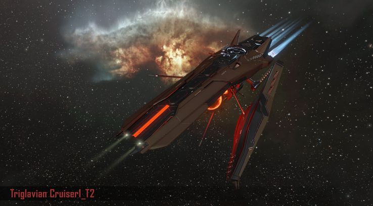 EVE Online Has Much More Triglavian Collective Content Coming