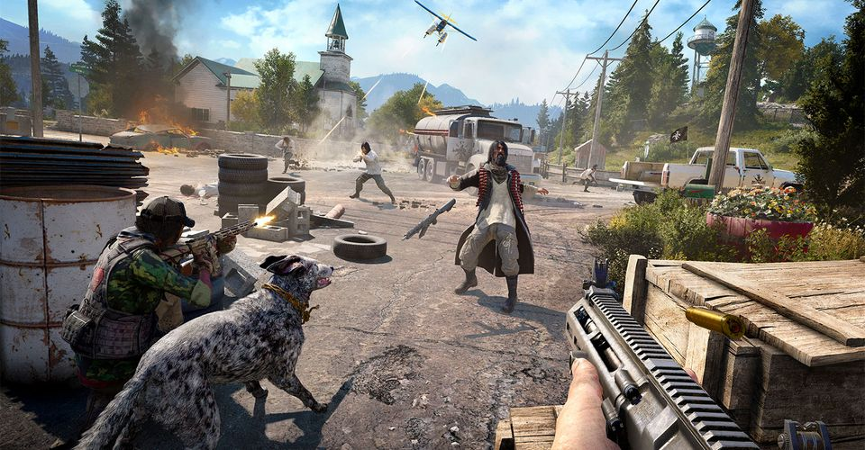 Far Cry 5 10 Things Most Fans Didn T Know They Could Do