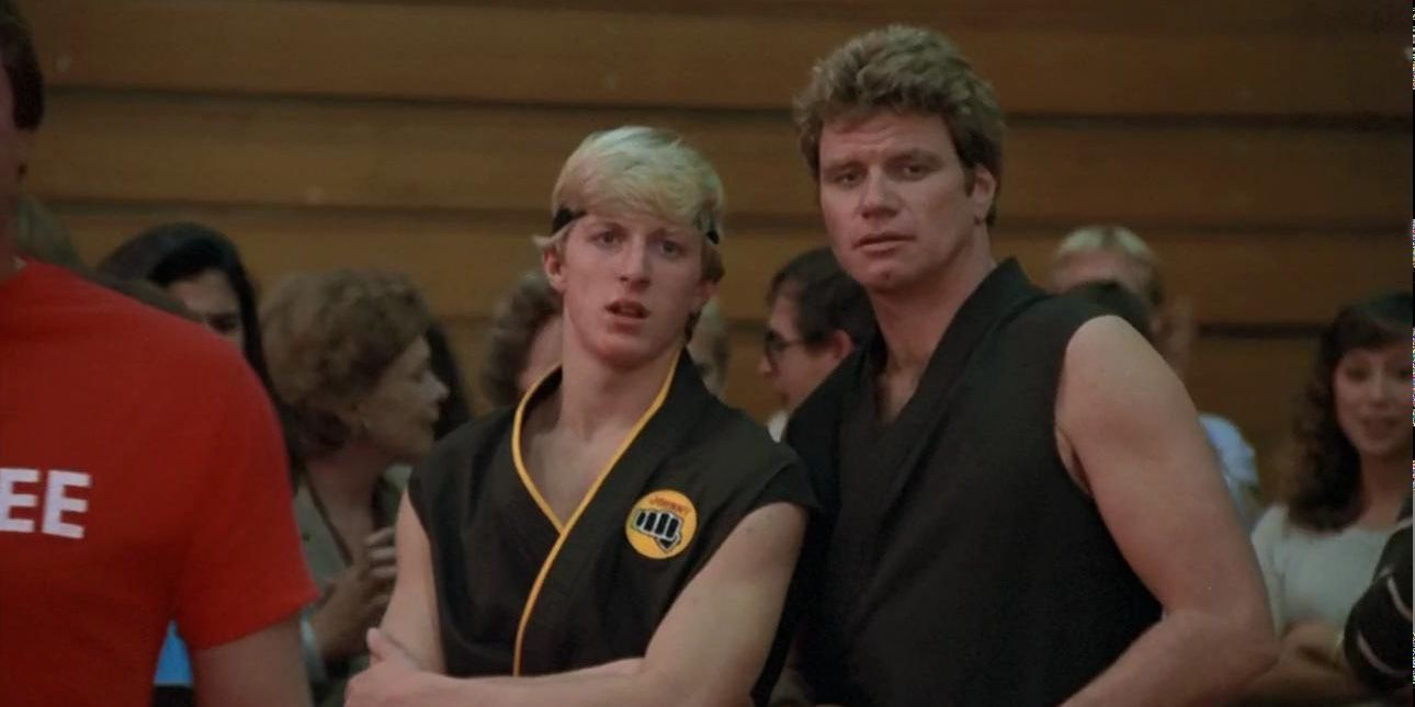 william zabka interview  the karate kid 35th anniversary