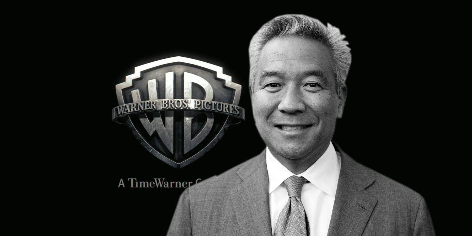 Warner Bros' Kevin Tsujihara Officially Stepping Down As Studio Chief