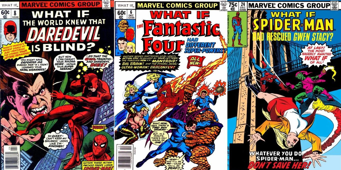 Marvel Studios Developing What If TV Show For Disney Plus