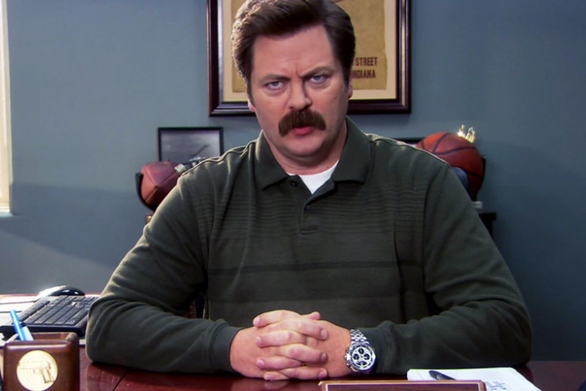 Tv And Movie News Parks And Rec Every Key To The Swanson Pyramid
