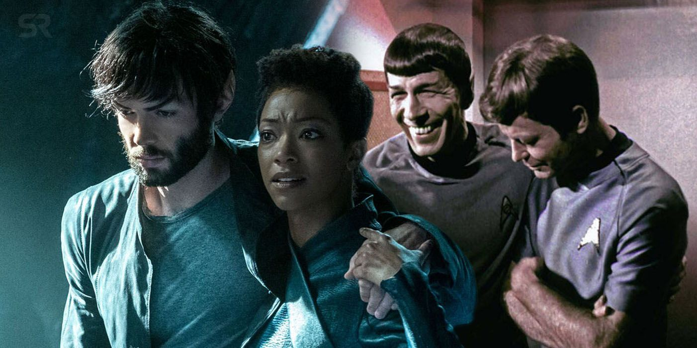 Star Trek: Discovery Just Made Spock's Banter With McCoy Even Better