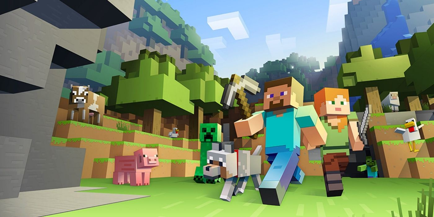 Minecraft Update Removes Notch From The Game | ScreenRant