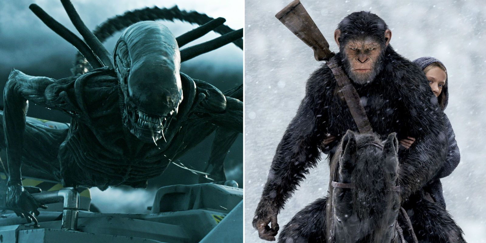 Disney & Fox Promise More Alien & Planet of the Apes Movies
