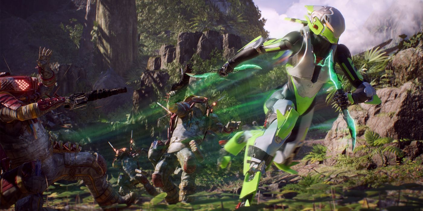 Anthem's Release Still Early Access, Key Content Delayed