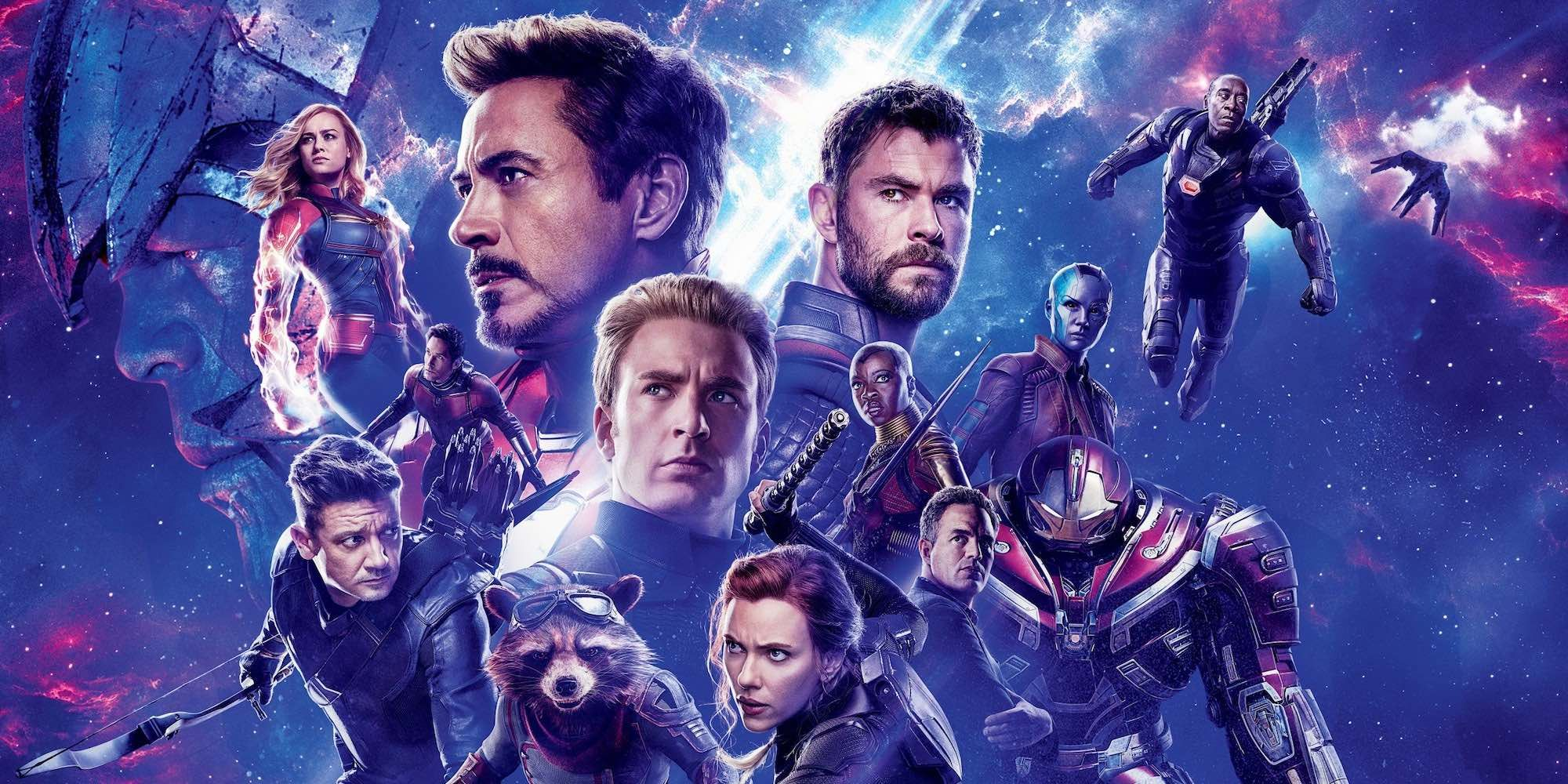 theaters ask fans to leave avengers: endgame before credits end