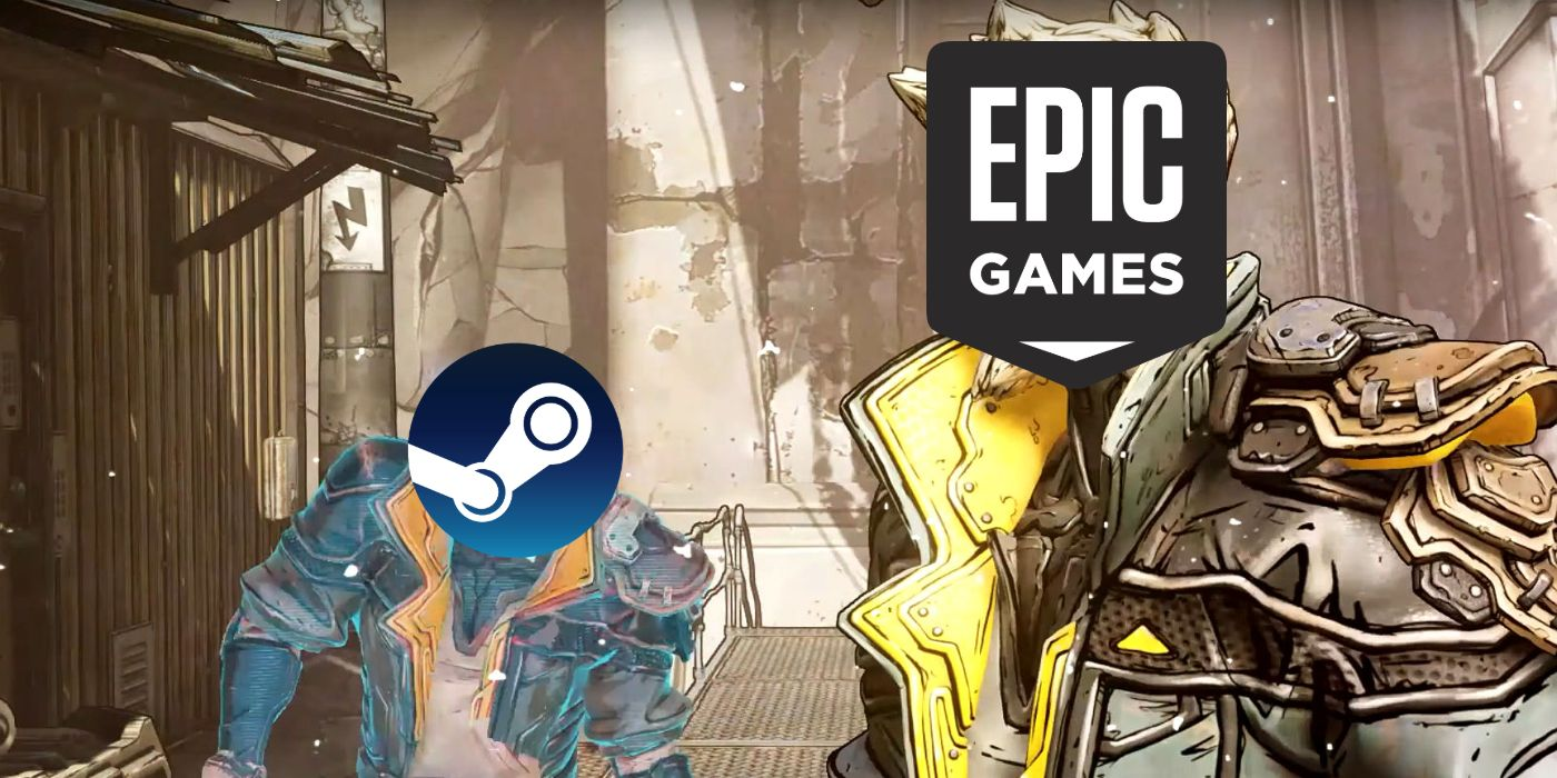 Gearbox Boss: Epic Games Store Is Best For Borderlands 3