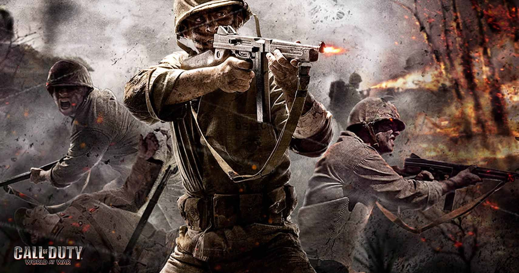 Every Single Call of Duty Game, Ranked | ScreenRant
