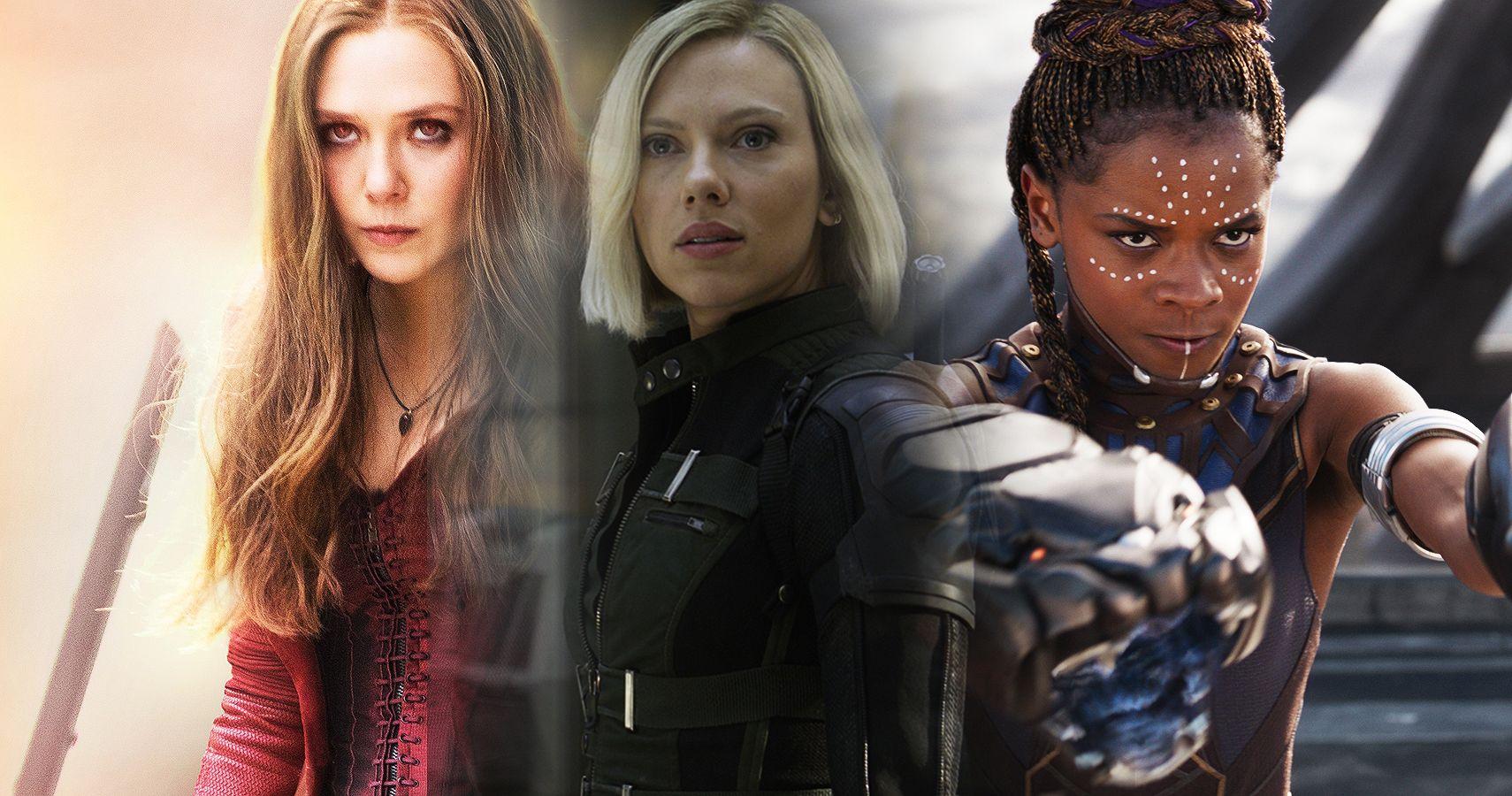 Avengers Charaktere