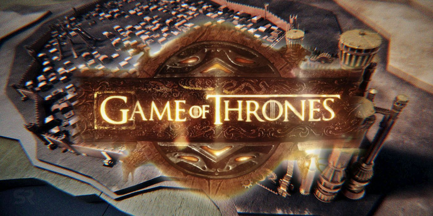 Game Of Thrones Intro