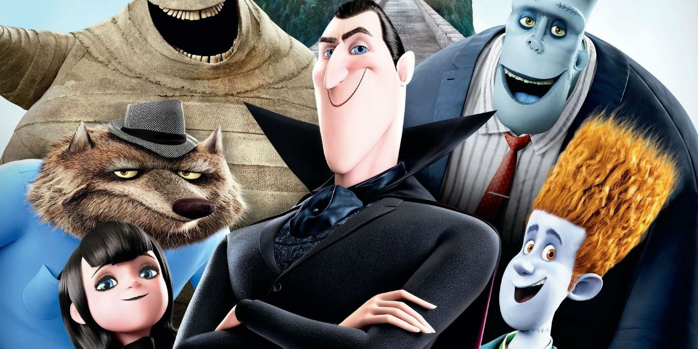 TV and Movie News 10 Similarities Between Hotel Transylvania And