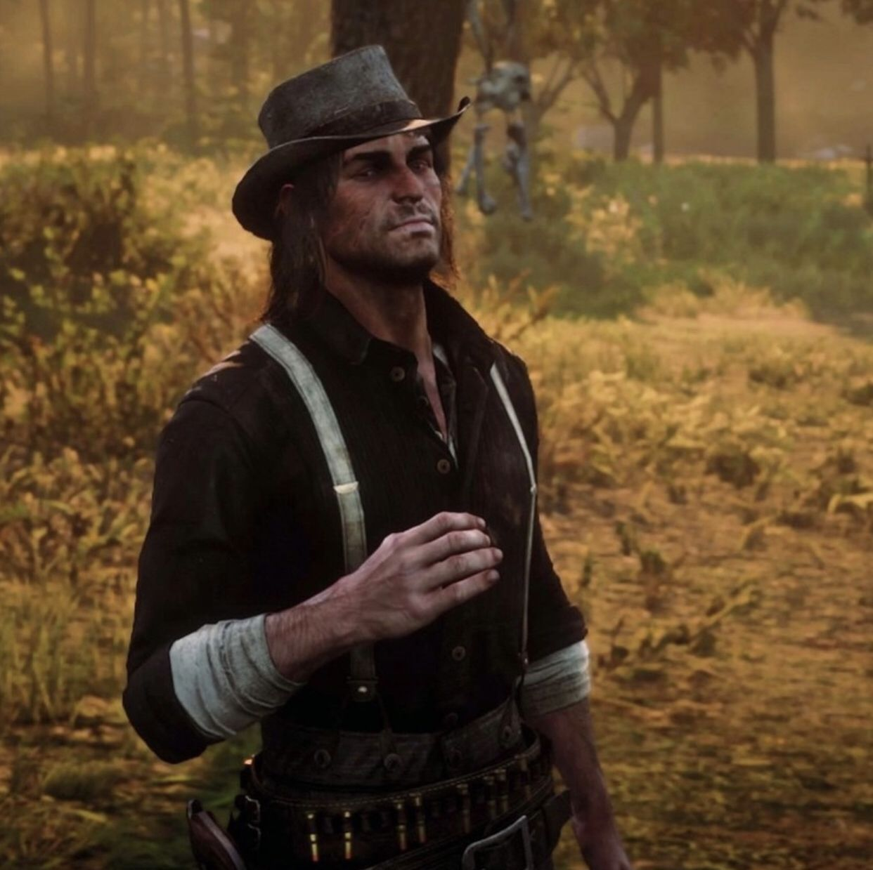 Red Dead Redemption 25 Wild Revelations About John Marston