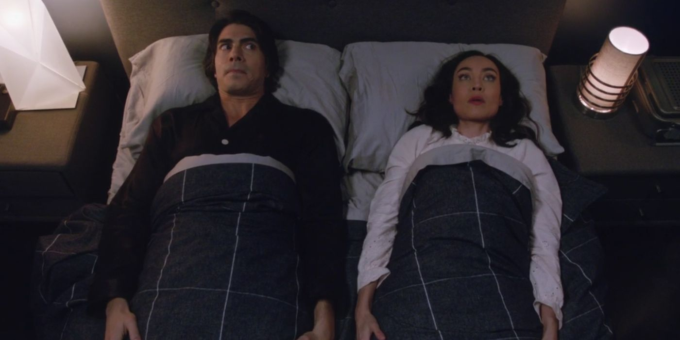 Brandon Routh & Courtney Ford Are Leaving Legends of Tomorrow!