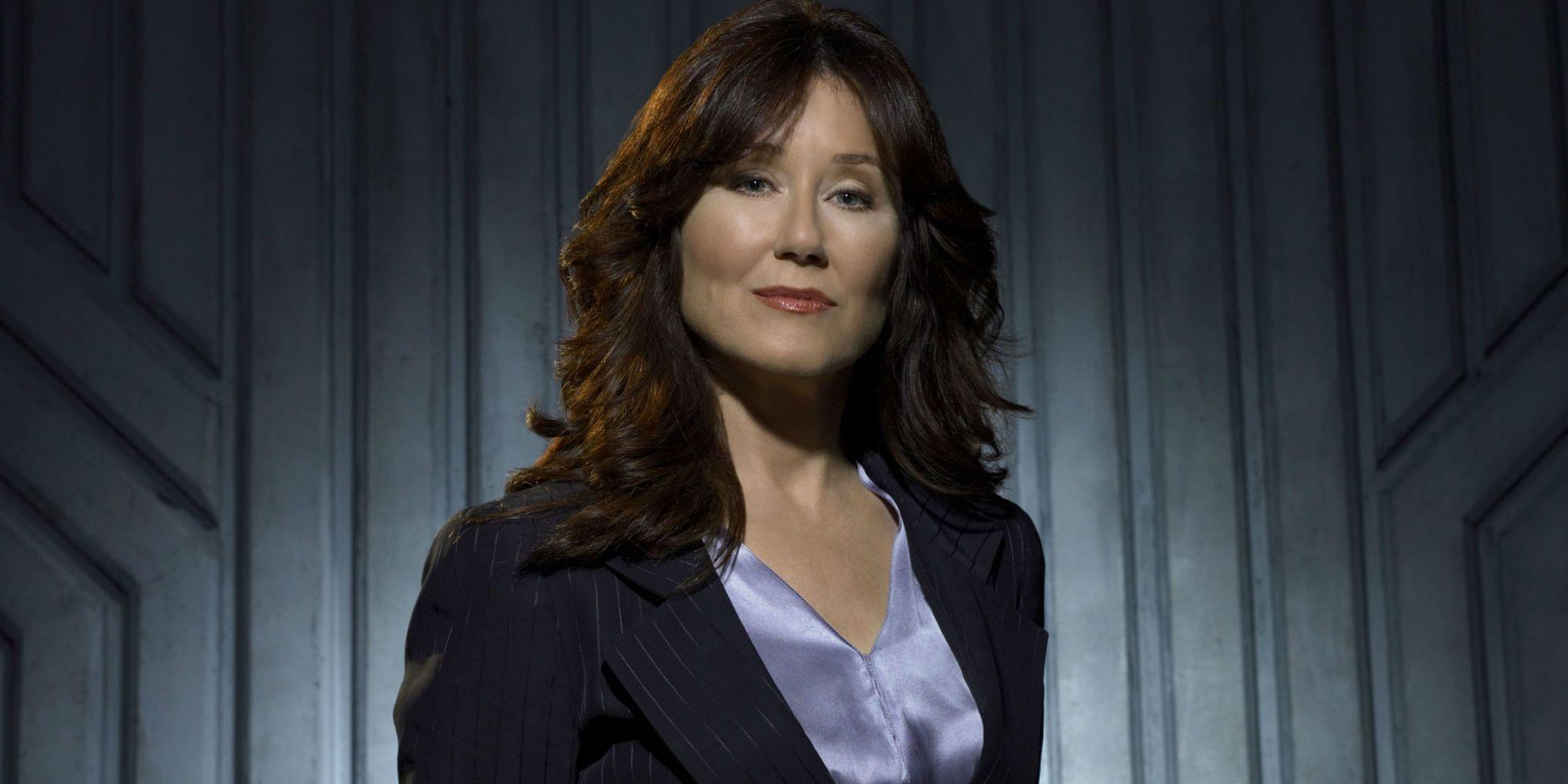 Veronica Mars Revival Casts Battlestar Galactica's Mary McDonnell