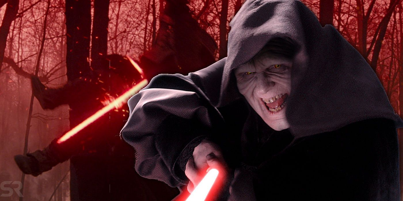 Star Wars Canon Already Explained How Palpatine Survived Return Of The Jedi