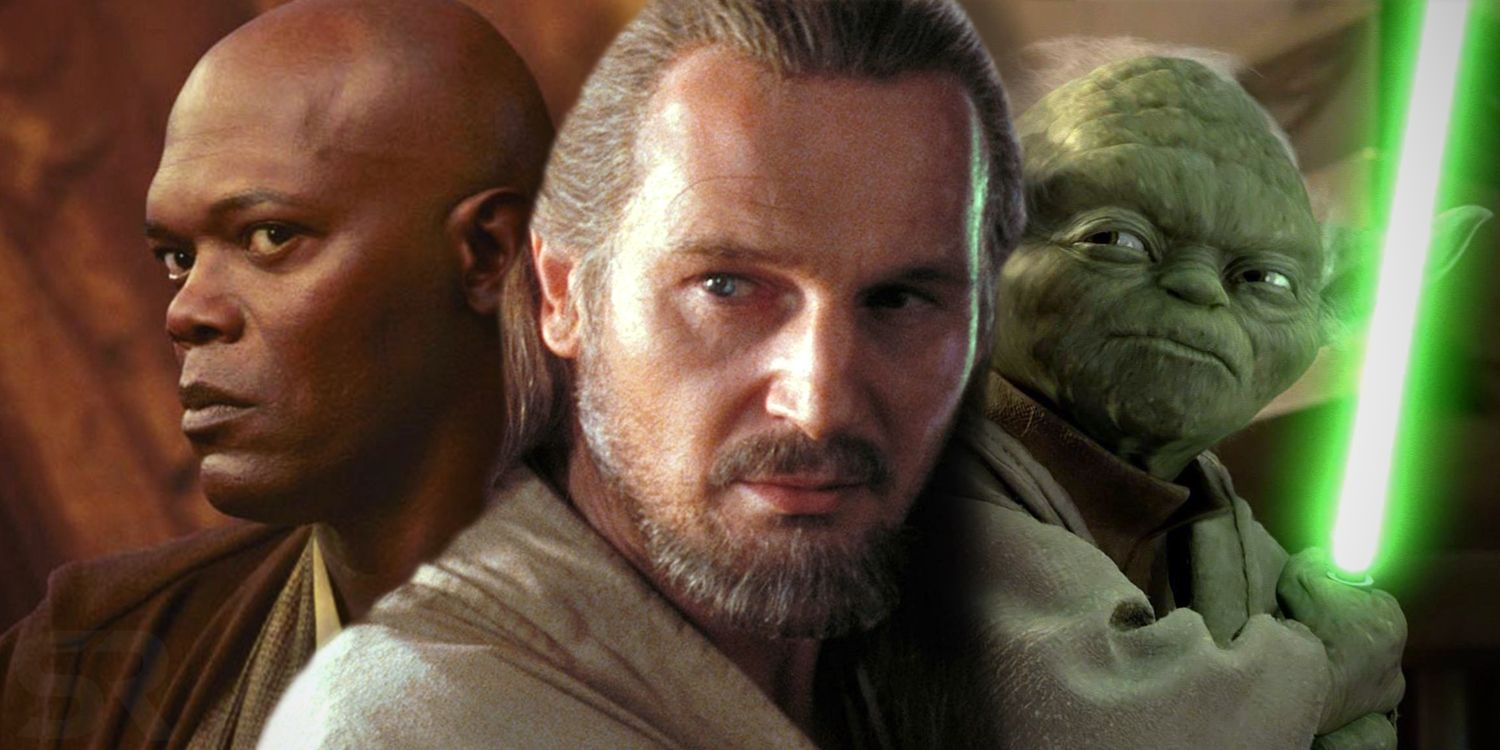 Star Wars Reveals Why Qui-Gon Jinn Wasn't On The Jedi Council