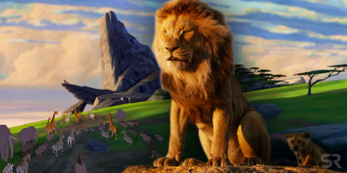listen to the lion king 2019 u0026 39 s circle of life song in new clip