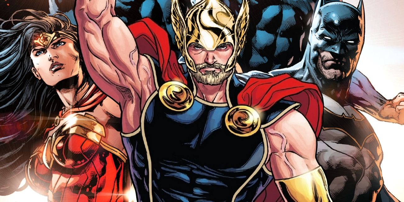 Marvel's THOR Just Killed The DC Universe (Yes, Really)