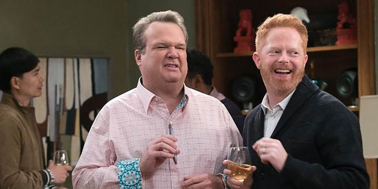 One of the Tv husbands, Cam Tucker was one of the funniest characters in Modern Family, but he acted very selfishly throughout the relationship.