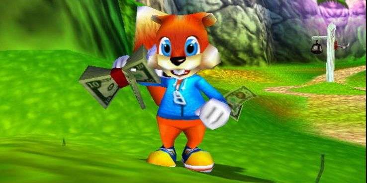 10 Secret Things Fans Still Haven't Found in Nintendo's Conker's Bad