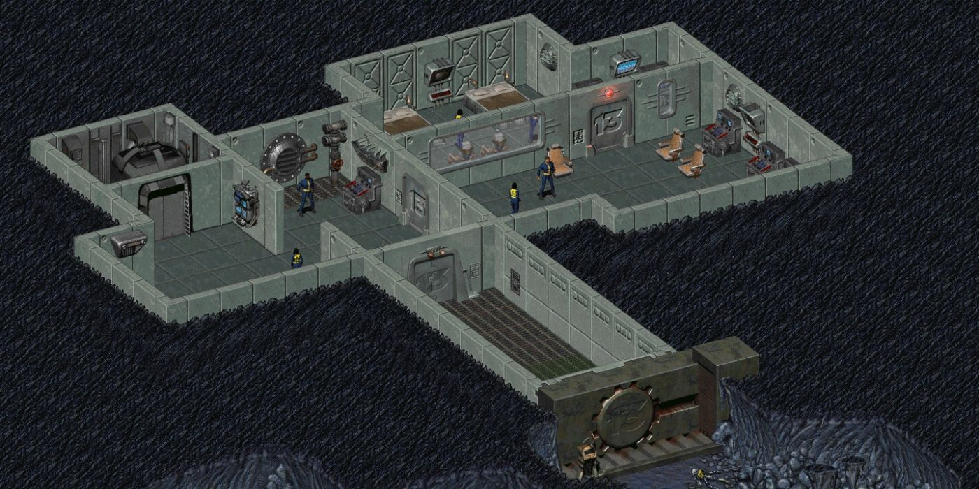 How To Find Vault 13 On Fallout 2\'s Map   Screen Rant
