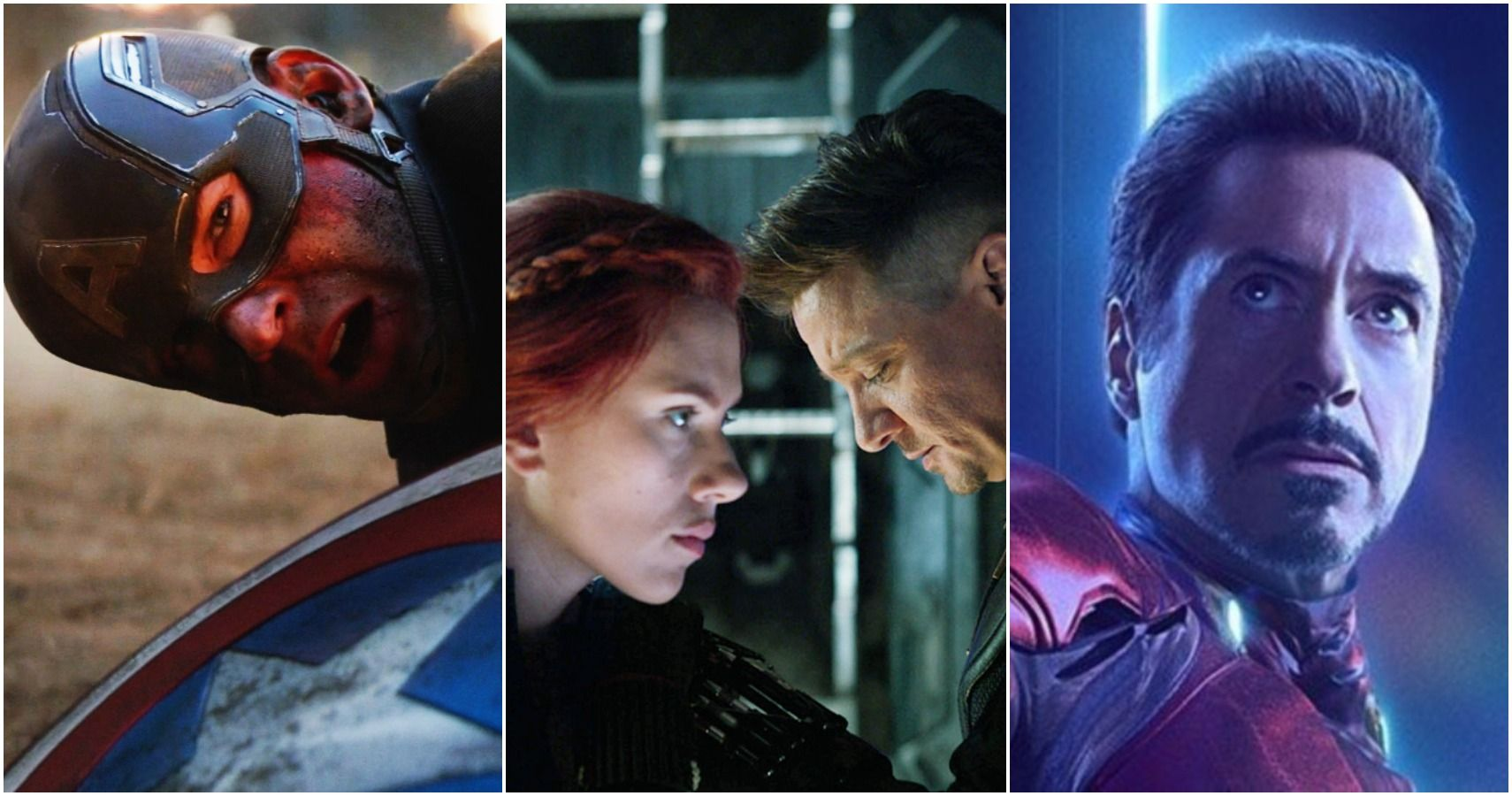 most emotional quotes from avengers endgame screenrant