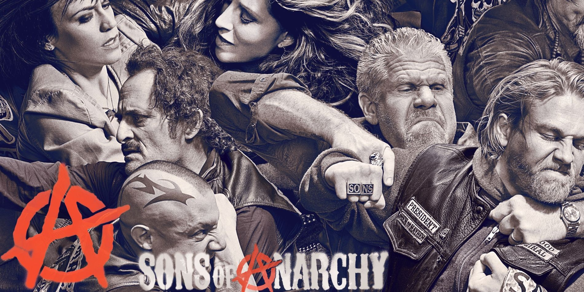 Sons Of Anarchy Serie
