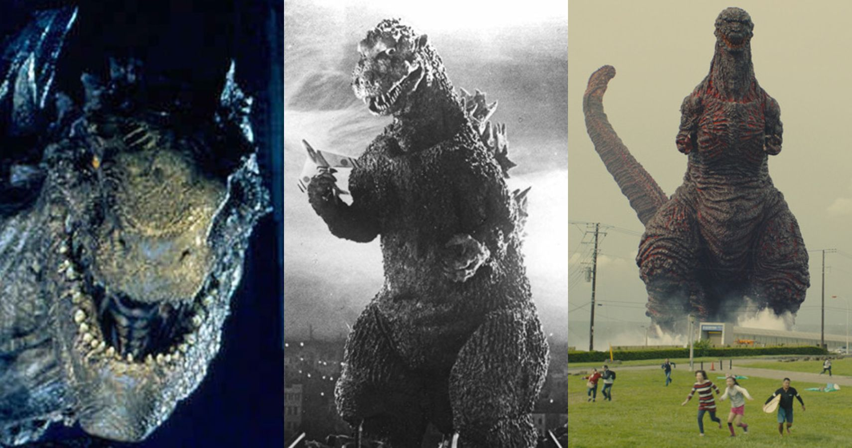 The 5 Best and 5 Worst Godzilla Designs | ScreenRant